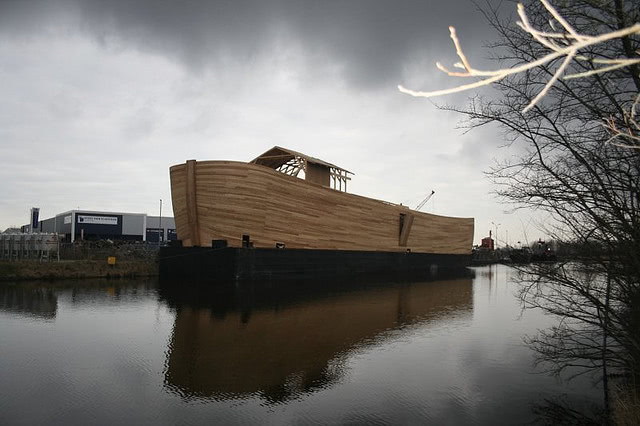 You Can't Build an Ark When It's Raining