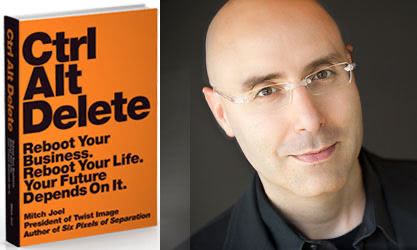 Mitch Joel Talks About Ctrl Alt Delete